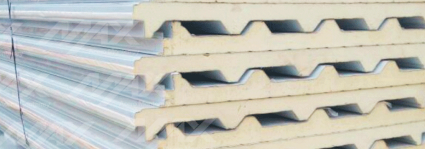 Galvatecho aislante Ternium. Venta de paneles aislantes tipo sandwich marca Ternium.