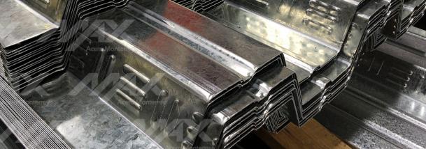 Losacero 25 Ternium zintro, venta de lámina losacero Ternium.