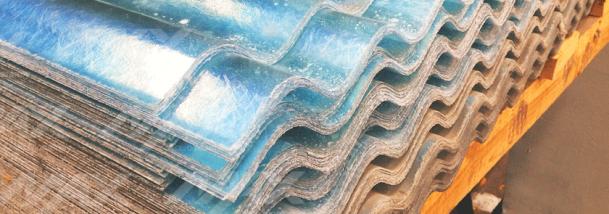 Lámina traslúcida polylit de Max Acero Monterrey.